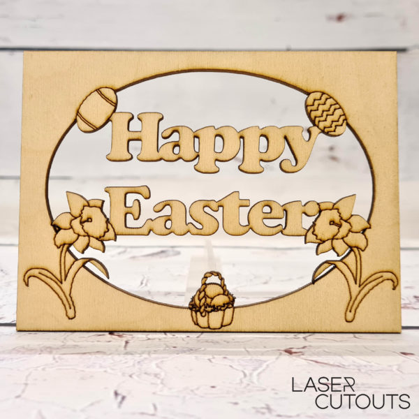 Happy Easter – Sign