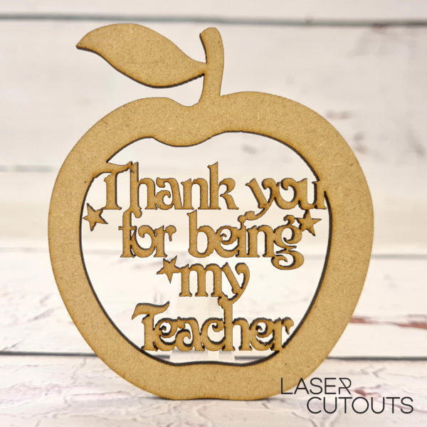 Apple – Thank you for being my teacher