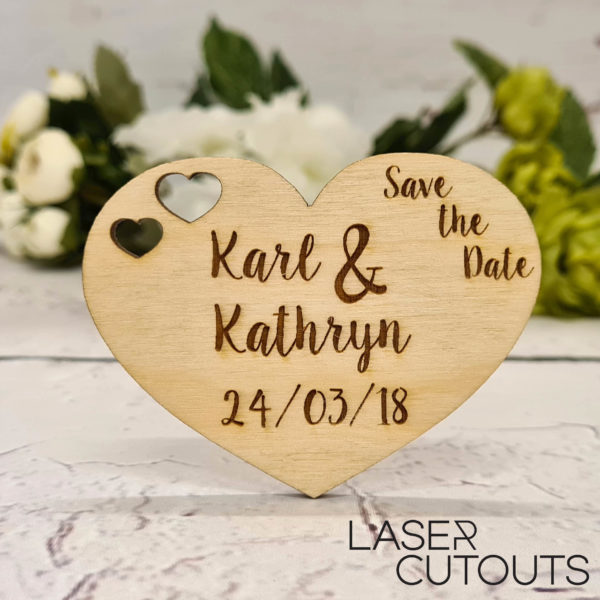 Save the Date – Heart