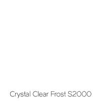 crystal clear frost