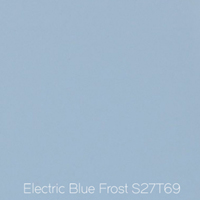 frost electric blue